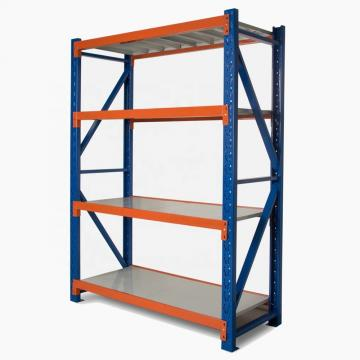 Commercial 304 Stainless Steel With Adjustable Layers Kitchen Storage Rack For Warehouse