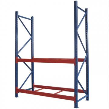 Industrial Galvanized Shelving System for Warehouse Storage