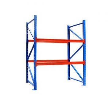 China factory industrial shelving used warehouse pallet racking system