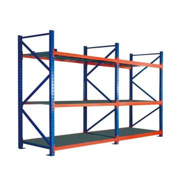 2-5 shelf metal heavy duty warehouse storage rack from China gold supplier
