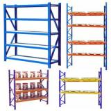 Office furniture steel pallet shelf suitable for display shelf in office exhibition